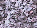20mm blue slate chippings