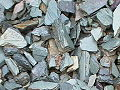 40mm green slate chippings