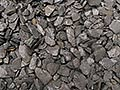 20mm grey slate chippings