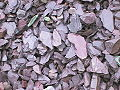 20 mm plum slate chippings